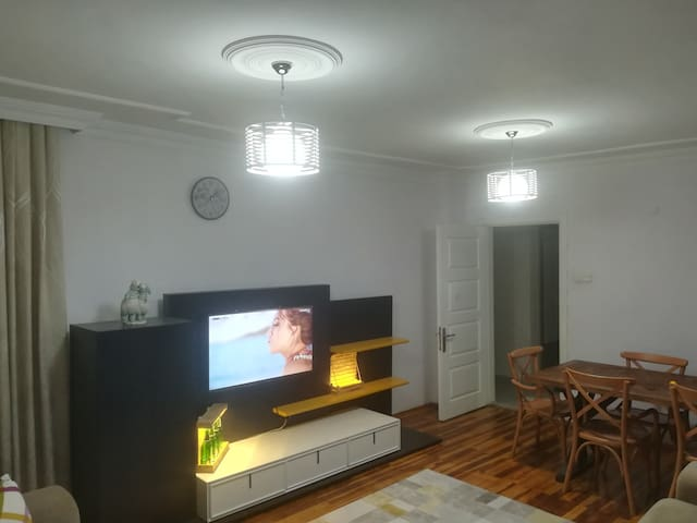 Peaceful and comfortable apartment foryour holiday