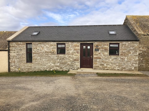 The bothy- peaceful country life near the sea