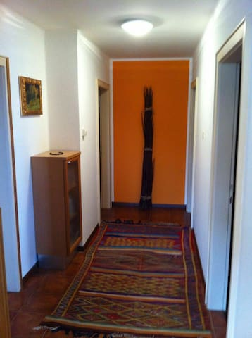 Apartment 3 bedrooms in the center Folgaria - Folgaria - Apartment