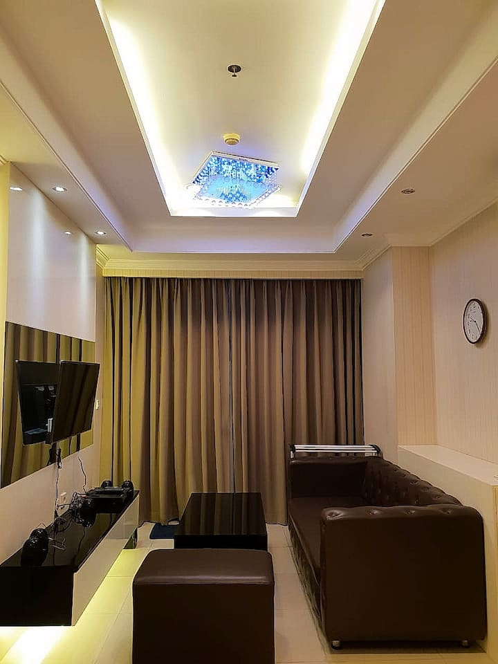Modern 1BR kuningan connecting to Shopping Mall