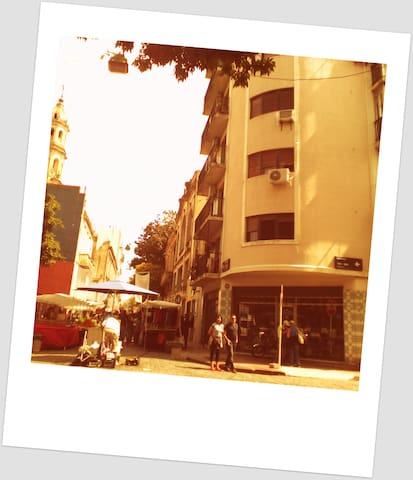 DEPTO. EN EL CORAZON DE SAN TELMO - Buenos Aires - Byt