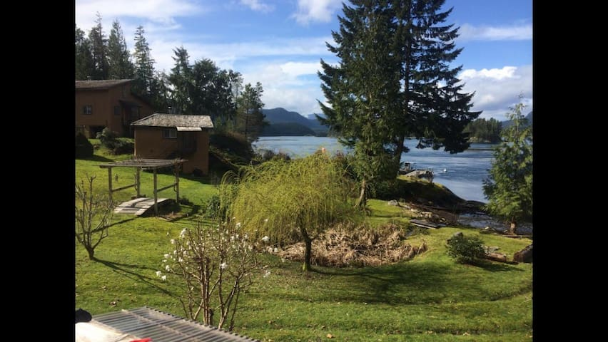 Cathers Cove Off Grid Eco Lodge - Campbell River