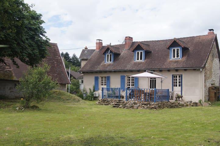 Magical Unique Rural Former Farmhouse Retreat