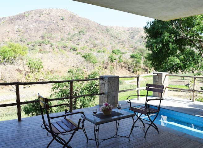 Luxury King Lake & Hill@Kumbhalgarh Forest Retreat