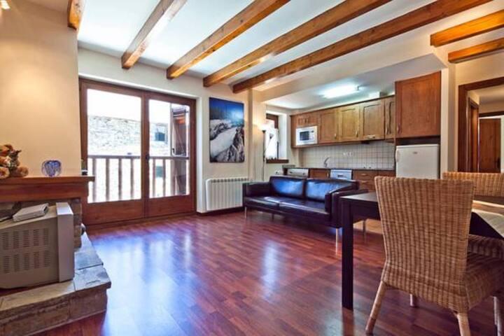 Valencia de Aneu 2 habitaciones