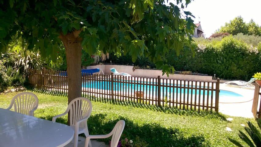 Villa avec piscine près d'Aix en Provence - Velaux - Villa