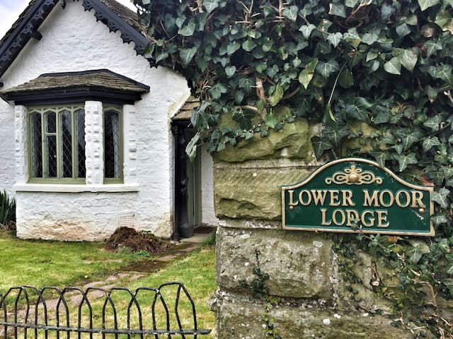 Lower Moor Lodge, Hay on Wye - Hay-on-Wye - House