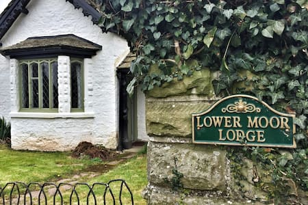 Lower Moor Lodge, Hay on Wye - Hay-on-Wye