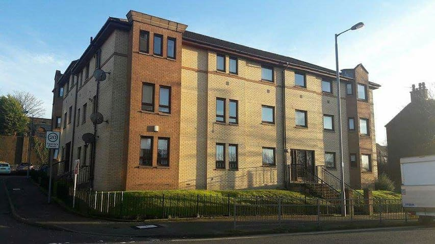 Sunnyside apartments - Coatbridge - Wohnung