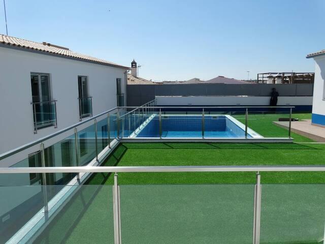 Appartement de Standing V piscine - Pêra - Apartment