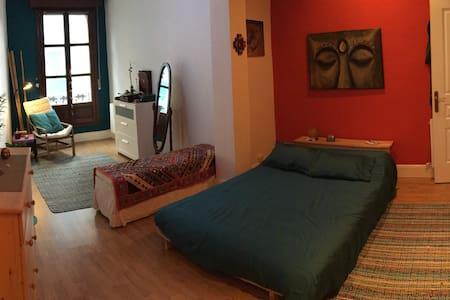 Acogedor apartamento en el centro de Bilbao