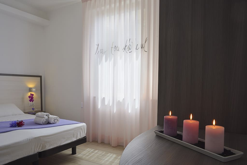 Camera matrimoniale o doppia