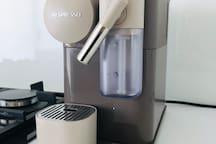 Still get your coffee fix with Nespresso machine