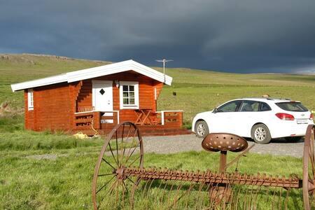 Lýtingsstaðir Cosy Cottage- peaceful countryside
