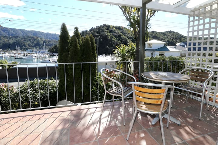 Anchorage Marina View (Budget) - Picton - Apartment