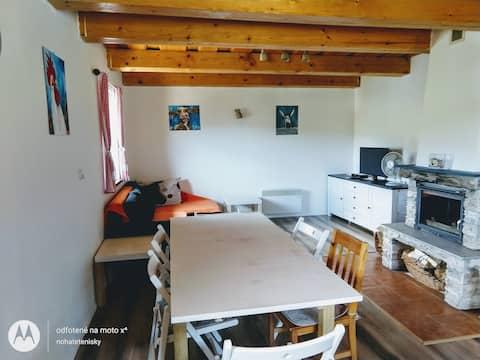 Relax cottage in Zázrivá