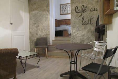 Charmant 2 pièces quartier historique - Grenoble - Lejlighed