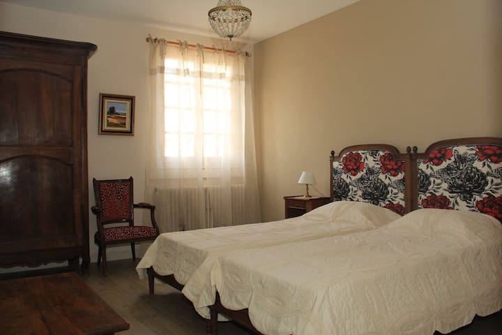COSTE HAUTE chambre Alpilles - Saint-Martin-de-Crau - Pis