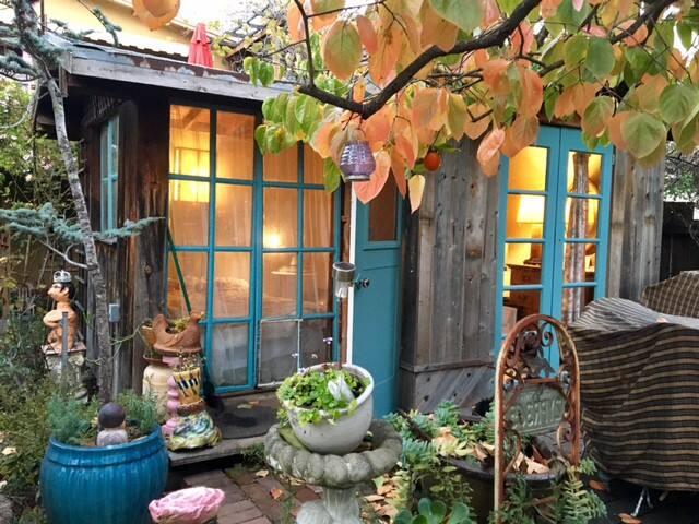 El CuartoTigre de Tea - Berkeley - Cabaña