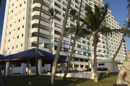 Beautiful Beach Front Apartment in Juan Dolio - Apartment