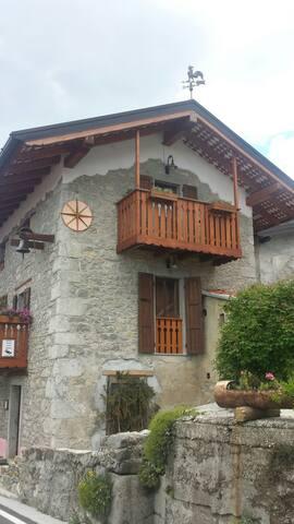 Il Riccio e il Gufo - Masseris - Apartment