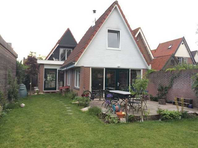 Family home in Amsterdam Noord