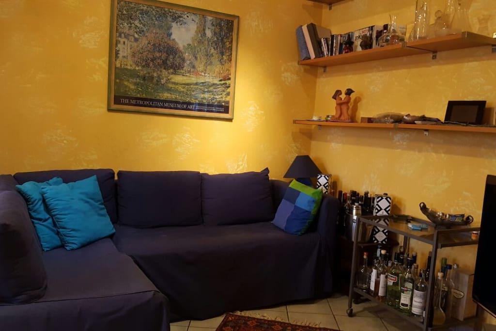 Divano, couch, sofa