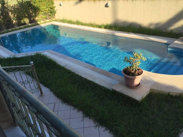 Villa calme et ensoleillée idéal pour l'été - Monastir - 別墅