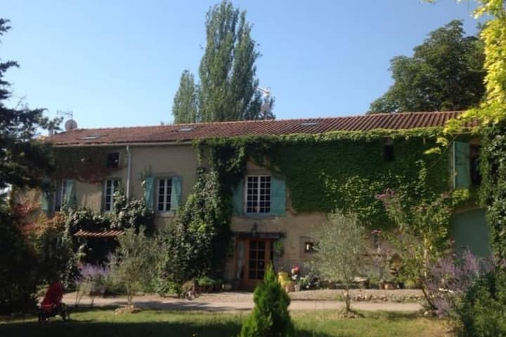 Domaine de Planalvy - The End House