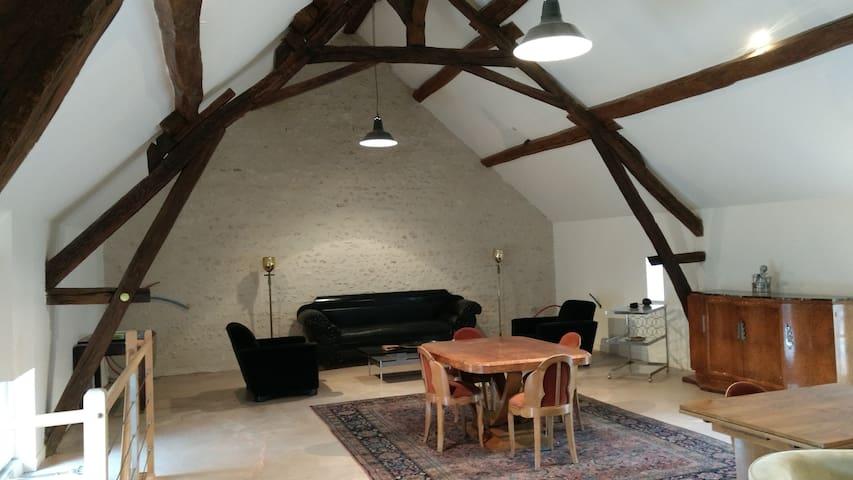 Maison de Campagne Châteaux de la Loire - Blois - House