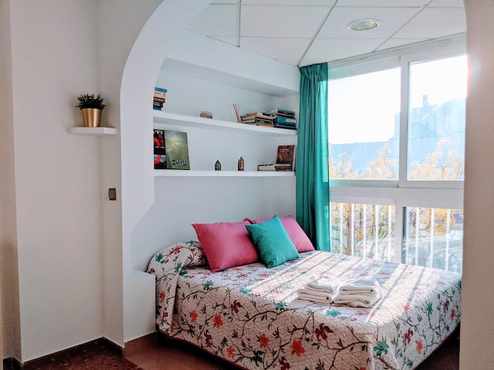 Centric Studio close to beach Nerja