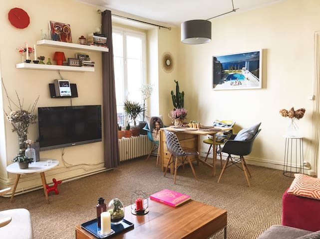 Cosy flat * Heart of montmartre