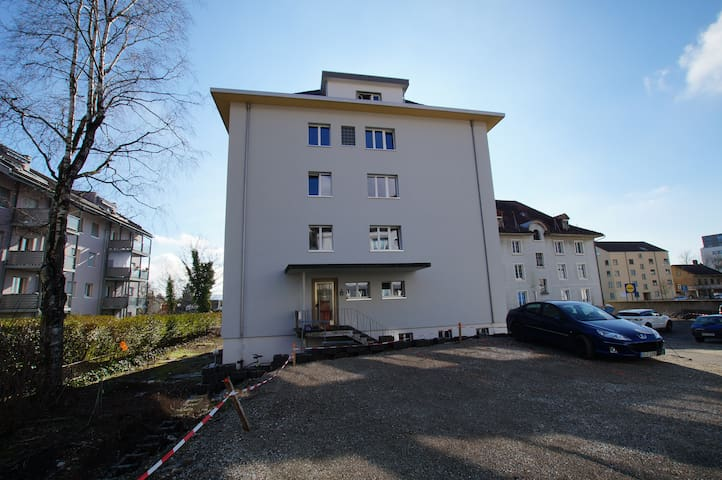 Apartments X-59 Flex, mit Nz, sep.Küche - Grenchen - Apartment