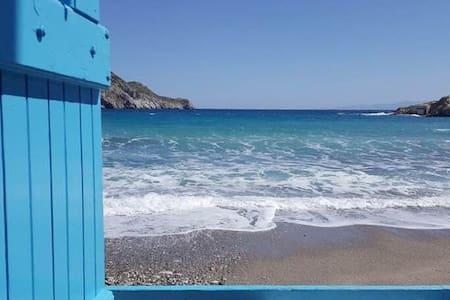 "Amazing ""Paradeiso"" Beach Bungalow Studio, Milos! - Firopotamos, Milos"