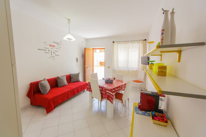 Residence Il Mulino - App. 2 Camere Vista Mare