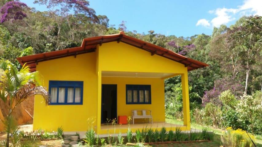 Casa Amarela, Sítio Floratta