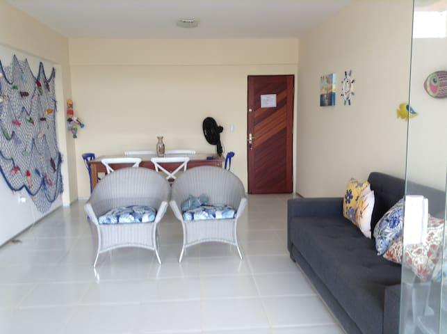 Apartamento em Camboinha I - Cabedelo - Flat