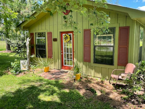 Lily Pad Cottage