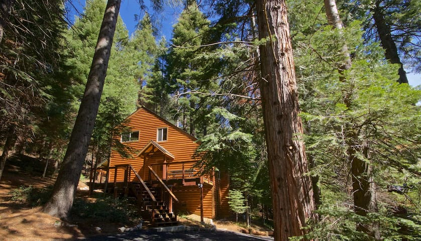 Yosemite Silvertip Lodge - Fish Camp - Rumah