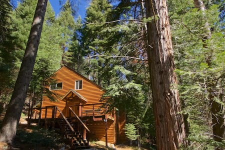 Yosemite Silvertip Lodge - Fish Camp - House