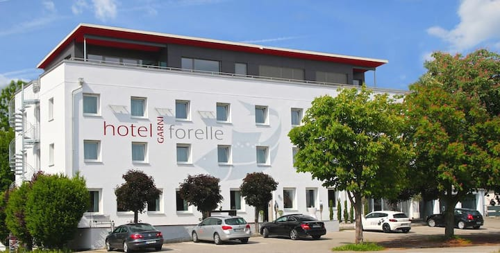 Hotel Forelle - Double room, Family suit