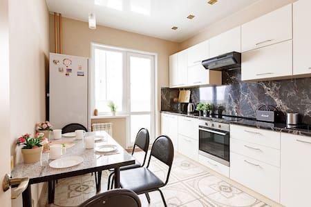 Современная квартира со свежим евроремонтом
