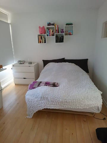 3-værelses lejlighed med lille hyggelig have - Aalborg - Appartement