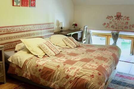 chambre souvignyssoise - Souvigny - Bed & Breakfast