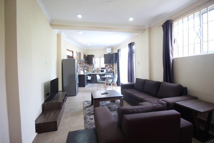 Labone Accra Unit 1 - One Bed Apartment
