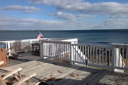 $250 night WINTER SPECIAL  Direct Oceanfront House - West Haven