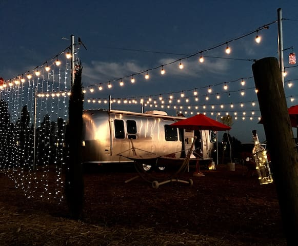 #1 Glamping alla Airstream 'Syrah Surround'