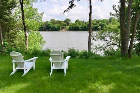 Paradise on the lakes - Richmond