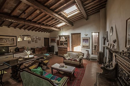 Historic Countryside Apartment - Lejlighed