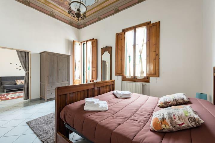 Casa la Vespa - 1 bedroom - 8 min from city center